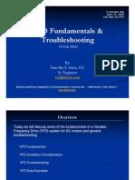 VFD Fundamentals & Troubleshooting