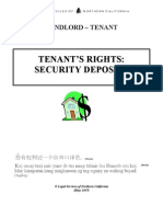 Security Deposit Packet 6-07