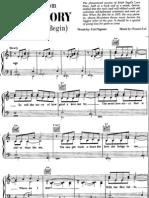 [Piano] Francis Lai - Theme From Love Story - Where Do i Begin