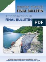 Final Bulletin