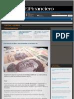 25-01-12 Panorama gris en México ante inestabilidad en mercados