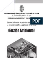 Trp Gestion Ambiental Distacia