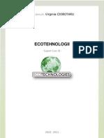 3.Suport Curs Ecotehnologii