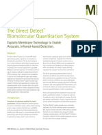 Direct Detect Biomolecular Quantitation System Application Note