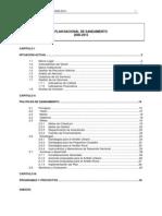 Plan-saneamiento 2006 2015 PERU