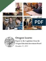 Oregon Learns