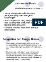 Pengertian Dan Fungsi Bisnis