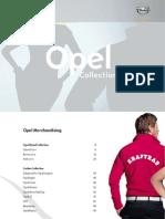Opel Catalog en 2