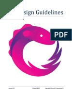 Rx Design Guidelines