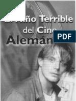 Von Trier, el niño terrible del cine aleman
