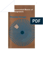 Fundamental Basis of Iris Diagnosis by Theodor Kriege Iridology