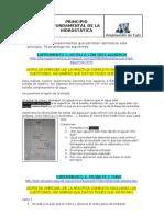 19 Principio Fundamental de La Hidrostatica