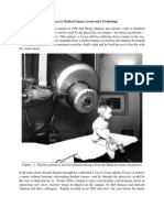 Advances in Medical Linear Accelerator Technology
