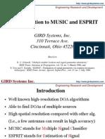 Gird Systems Intro to Music Esprit