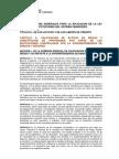 Calificacion de Act de Riesgo y Provisiones