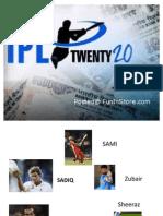 Strategies for IPL