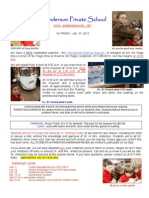 Trip Notice - 1-27-12 Bowling Museum