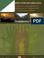 Conservando por naturaleza. Perfil de los actores y características de la problemática de la Conservación Privada y Comunal en el Perú