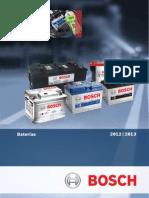 Catalogo Baterias BOSCH 2012 Ecuador 6008 CT1 216