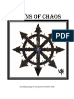 Pawns of Chaos 1st Draft