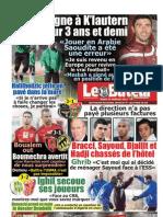 LE BUTEUR PDF du 26/01/2012