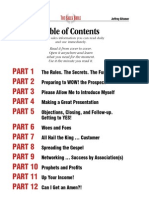 Pages From Sales Bible