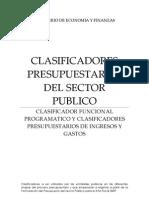 Manual de ClasificadorPresupuestaldeIngresosyGastos
