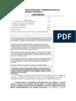 08 NIA 250 Leyes y Regulaciones