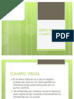 Defectos Del Campo Visual Final