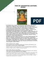 Los 53 Sutras de Siddhartha Gautama (Buda)