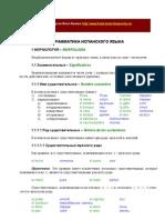 Илья Франк - Грамматика испанского языка (www.frank.deutschesprache.ru)