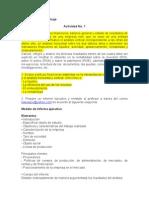 Ejercicio Sobre Estados Financieros Jul2de2011