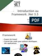 Chap 1 - Framework