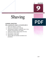 Barber Book Shaving