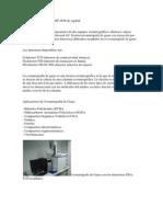 Cromatógrafos de Gases HP 6890 de Agilent