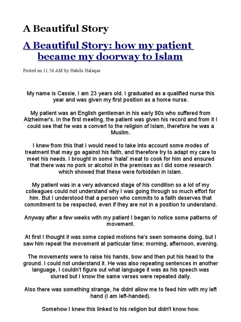 Beautiful Story | Quran | Mosque