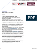 25-01-12 Finanzas de Jalisco inquietan a Fitch