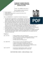 Boundary Change Process South Salem Forum Handout 2012