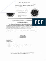 NSA/CSS Policy 4-23