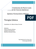 Terapia Génica Def.