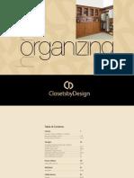 Closets by Design Catalog