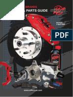 Wilwood 2009 Technical Catalog.