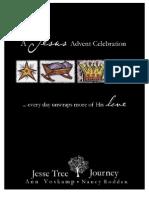 Jesse Tree Advent Celebration 1