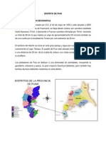 Distrito Pusi
