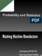 Final Presentation of Statistic