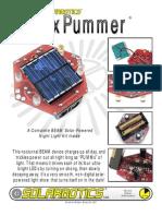 Solarbotics Pummer Kit Jan082007