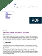 Tutorial de Instalação - Linux Fedora