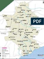 Amreli Map