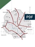 Saputara Map