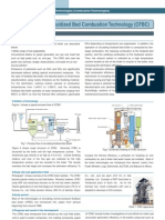 Circulating Fluidized Bed Combustion Technology